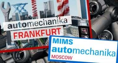 Messeteilnahmen in Moskau und Frankfurt für 2018 geplant